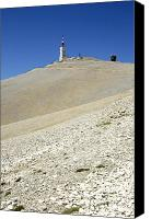 Traveller Canvas Prints - Mont Ventoux.Provence Canvas Print by Bernard Jaubert