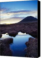 County Donegal Photo Canvas Prints - Mount Errigal, County Donegal, Ireland Canvas Print by Gareth McCormack