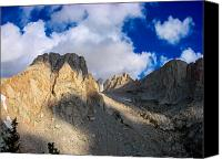 Portal Canvas Prints - Mount Whitney Trail Canvas Print by Scott McGuire