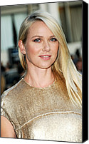 The 2011 Cfda Fashion Awards Canvas Prints - Naomi Watts At Arrivals For The 2011 Canvas Print by Everett