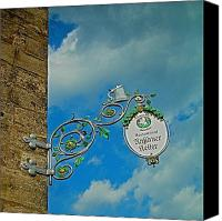 Bayern Canvas Prints - Nassauer Keller - Nuremberg Canvas Print by Juergen Weiss