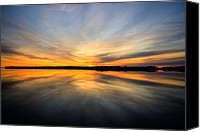 Photograhy Canvas Prints - Neskantaga Morning Canvas Print by Jakub Sisak