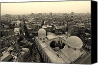 Infinity Canvas Prints - Never-ending Cairo Canvas Print by Arjun Purkayastha · travel & fine art photography ·