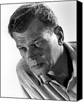 1953 Movies Canvas Prints - Niagara, Joseph Cotten, 1953 Canvas Print by Everett