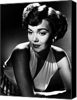 1946 Movies Canvas Prints - Night And Day, Jane Wyman, 1946 Canvas Print by Everett