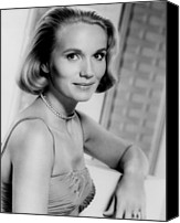 1950s Portraits Canvas Prints - North By Northwest, Eva Marie Saint Canvas Print by Everett