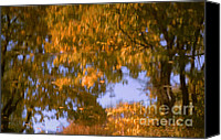 Impressionism Photo Canvas Prints - Ode to Monet Canvas Print by Janeen Wassink Searles