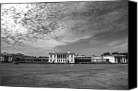 Naval College Canvas Prints - Old Royal Naval College Greenwich UK Canvas Print by Pauline Cutler