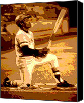 Clemente Digital Art Canvas Prints - On Deck Canvas Print by Spencer McKain