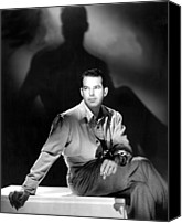 1948 Movies Canvas Prints - On Our Merry Way, Fred Macmurray, 1948 Canvas Print by Everett