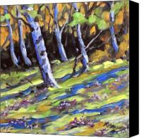 Prankearts Canvas Prints - Opus 12 Canvas Print by Richard T Pranke