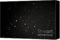 Startrail Canvas Prints - Orions Belt Canvas Print by Stephen Whisman