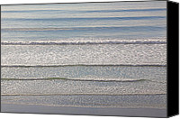Beach Photograph Photo Canvas Prints - Pacific Highway Canvas Print by Viktor Savchenko