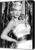 1950 Movies Photo Canvas Prints - Paid In Full, Lizabeth Scott, 1950 Canvas Print by Everett