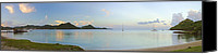 Williams Canvas Prints - Panoramic1- St Lucia Canvas Print by Chester Williams