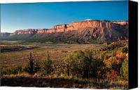 Whalen Photography Canvas Prints - Paradox Valley Two Canvas Print by Josh Whalen