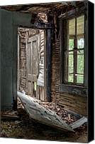 Addictions Canvas Prints - Passageways. Canvas Print by JC Findley