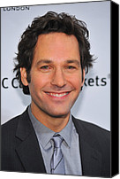 Cipriani Restaurant Wall Street Canvas Prints - Paul Rudd At Arrivals For Ifps 20th Canvas Print by Everett