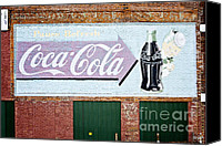 Monroe Canvas Prints - Pause Refresh Canvas Print by Scott Pellegrin