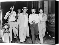 Puerto Rico Canvas Prints - Pedro Albizu Campos 1891-1965, Puerto Canvas Print by Everett