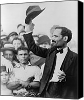 Puerto Rico Canvas Prints - Pedro Albizu Campos 1893-1965, Puerto Canvas Print by Everett