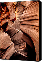 National Monument Canvas Prints - Peek a Boo Canvas Print by Chad Dutson