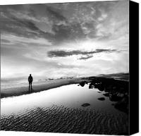 Beach Canvas Prints - Per Sempre Canvas Print by Photodream Art