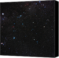 Capella Canvas Prints - Perseus Constellation Canvas Print by Eckhard Slawik