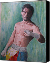 Champion Canvas Prints - Phenomenal. Canvas Print by SAIGON De Manila 