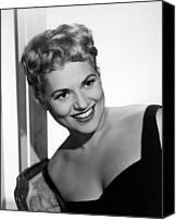 1950s Movies Canvas Prints - Phffft, Judy Holliday, 1954 Canvas Print by Everett