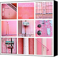 Pink Canvas Prints - Pink  Canvas Print by Julie Gebhardt