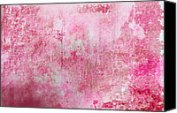 Heart Canvas Prints - Pink Lady Canvas Print by Christopher Gaston