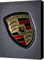 1987 Canvas Prints - Porsche Canvas Print by Gordon Dean II