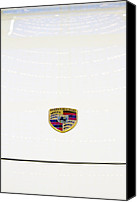 Huahin Canvas Prints - Porsche Canvas Print by Stylianos Kleanthous
