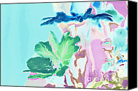 "\\\\\\\""aimelle \\\\\\\\\\\\\\\"" Canvas Prints - Pretty Bouquet a09z Canvas Print by Variance Collections"