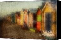 Photomanipulation Photo Canvas Prints - Protection Canvas Print by Andrew Paranavitana