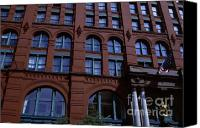 Puck Canvas Prints - Puck Building New York Canvas Print by Antonio Martinho