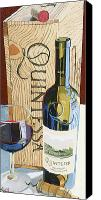 Cakebread Canvas Prints - Quintessa Canvas Print by Christopher Mize