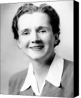 Rachel Carson Canvas Prints - Rachel Carson (1907-1964) Canvas Print by Granger