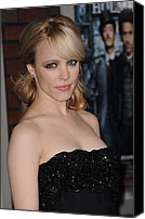 Alice Tully Hall At Lincoln Center Canvas Prints - Rachel Mcadams At Arrivals For Sherlock Canvas Print by Everett