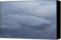 Storm Canvas Prints - Reach for the Sky 8 Canvas Print by Mike McGlothlen