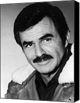 1987 Canvas Prints - Rent-a-cop, Burt Reynolds, 1987 Canvas Print by Everett