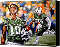 Griffin Canvas Prints - Rg3 Canvas Print by Al  Molina