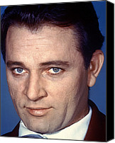 1950s Portraits Canvas Prints - Richard Burton, C. 1950s Canvas Print by Everett