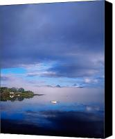 White River Scene Canvas Prints - Ring Of Kerry, Dinish Island Kenmare Bay Canvas Print by The Irish Image Collection