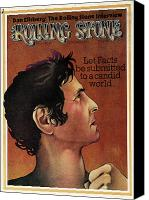 Daniel Canvas Prints - Rolling Stone Cover - Volume #147 - 11/8/1973 - Daniel Ellsburg Canvas Print by Dave Willardson
