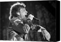 Perform Canvas Prints - Rolling Stones Xi Canvas Print by Rafa Rivas