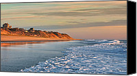 Cape Cod Scenery Canvas Prints - Room With A View Canvas Print by Bill  Wakeley