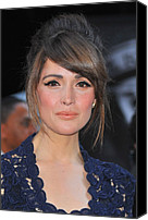 First-class Canvas Prints - Rose Byrne At Arrivals For X-men First Canvas Print by Everett