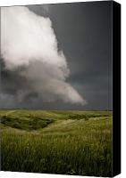 Tornado Canvas Prints - Rotation Canvas Print by Patrick Ziegler